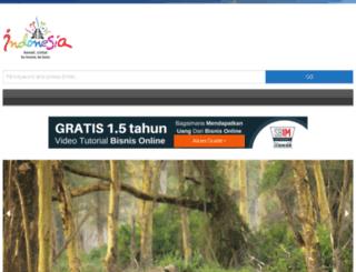 caramenjadiorangsukses.com screenshot
