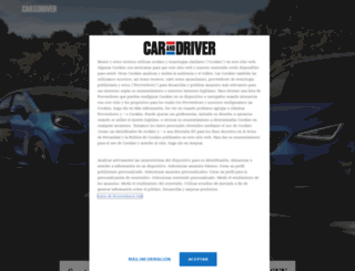 caranddriverthef1.com screenshot