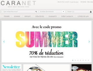 caranet.com screenshot