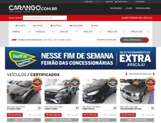 carango.tnh1.com.br screenshot