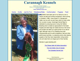 carannagh.ca screenshot
