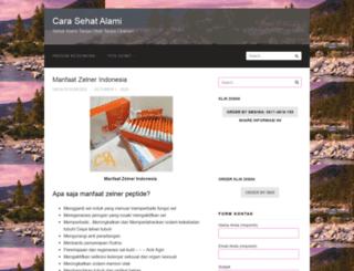 carasehatalami.com screenshot