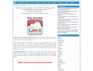caraseobali.com screenshot