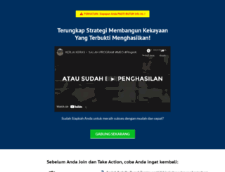 carasuksesberbisnis.com screenshot