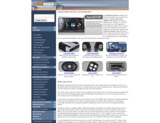 caraudioproductreviews.com screenshot