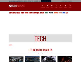 caraudiovideo.autodeclics.com screenshot