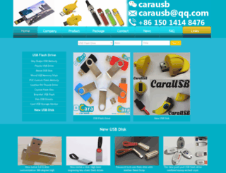 carausb.com screenshot