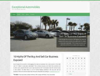 carautosmarket.com screenshot