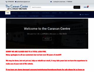 caravanbreakers.net screenshot