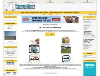 caravanfacts.com screenshot