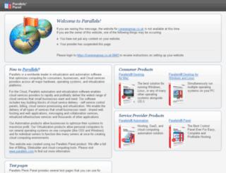 caravangroup.co.uk screenshot