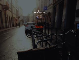 carbon.ee screenshot