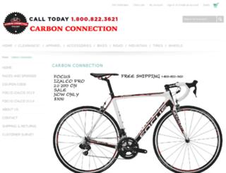 carbonconnection.com screenshot