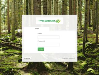 carbonexpress.carbonfund.org screenshot