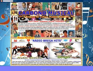 carbonomusical.blogspot.com.br screenshot
