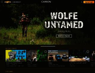 carbontv.com screenshot