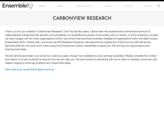 carbonview.com screenshot