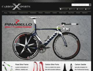 carbonxsports.com screenshot