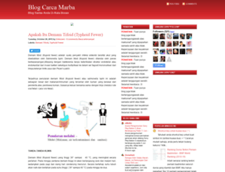 carca-marba.blogspot.com screenshot