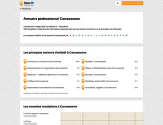 carcassonne.opendi.fr screenshot