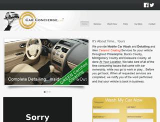 carconcierge.worldsecuresystems.com screenshot