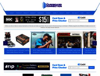cardboardconnection.com screenshot