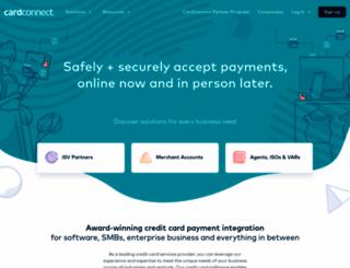 cardconnect.com screenshot