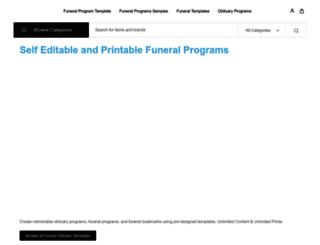 carddesigner.ca screenshot
