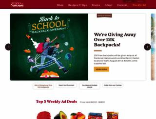 cardenasmarkets.com screenshot