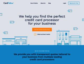 cardfellow.com screenshot