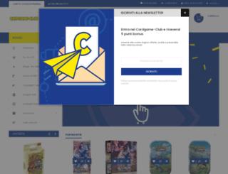 cardgame-club.it screenshot
