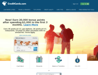 cardoffers.com screenshot