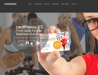 cardpresso.com screenshot