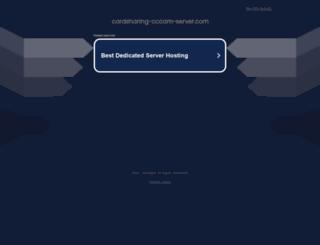 cardsharing-cccam-server.com screenshot