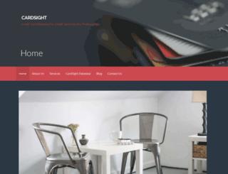 cardsight.com screenshot
