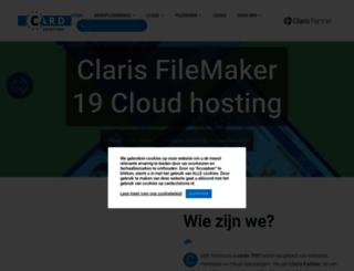 cardsolutions.nl screenshot