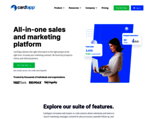 cardtapp.com screenshot