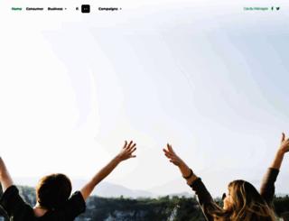 cardu.com screenshot