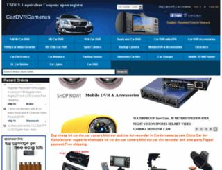 cardvrcameras.com screenshot