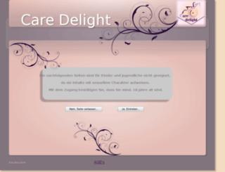 care-delight.ch screenshot