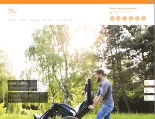 care-mobile.de screenshot