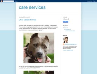 care-services.blogspot.com screenshot