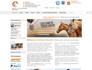 care4vet.de screenshot