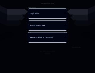 careanimal.org screenshot
