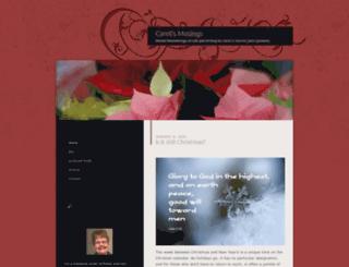 careann.wordpress.com screenshot