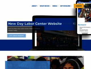 carecen-la.org screenshot