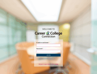 career-connection.mntc.edu screenshot