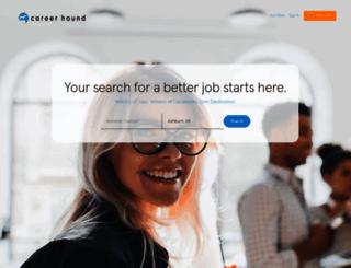career-hound.com screenshot