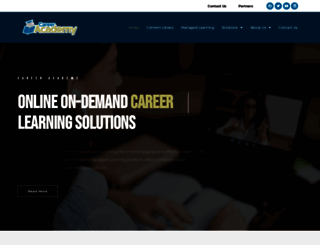 careeracademy.com screenshot