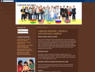 careerdegree.blogspot.com screenshot
